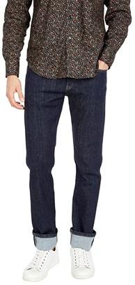 Naked & Famous Denim Weird Guy Hyper Flex Stretch Selvedge (Indigo) Men's Jeans