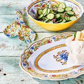 Sur La Table Floreale 4-Piece Serving Set