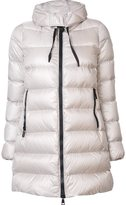 Moncler 'Suyen' padded coat - women - Feather Down/Polyamide/Goose Down - 00
