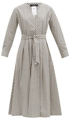 Max Mara Feltre Dress - Cream Multi