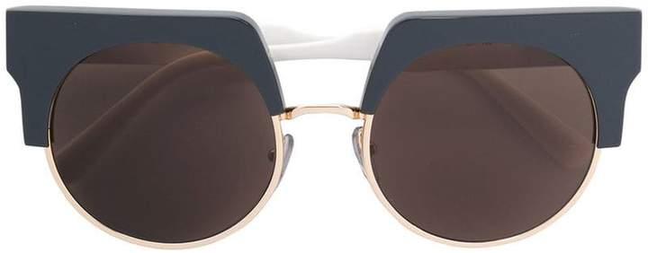 Marni Eyewear Graphic sunglasses