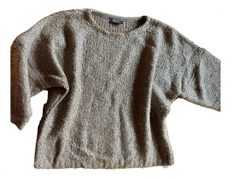 Max & Co. Silver Wool Knitwear