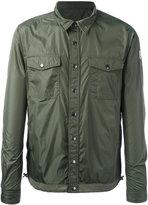Moncler Trionphe shirt jacket - men - Cotton/Polyamide - 4