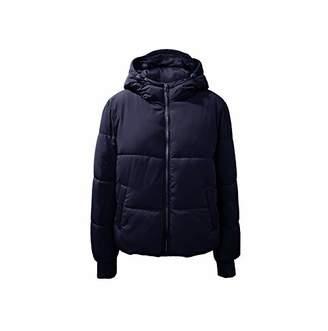 Charis Allure Women's Hooded Short Winter Coat Padded Jacket