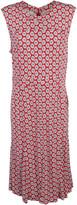 Tory Burch Floral Pattern Dress