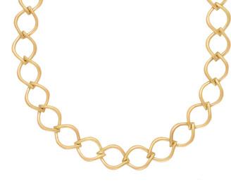 Jamie Wolf 18k Aladdin Chain-Link Necklace