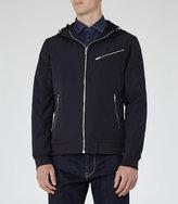Reiss Reynolds Hooded Zip Jacket