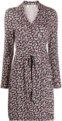 Dvf Diane Von Furstenberg Jeannie floral print dress