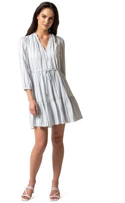Forever New Yasmin Stripe Smock Dress Two