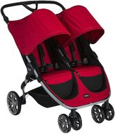 Britax B-Agile Double Stroller - Red