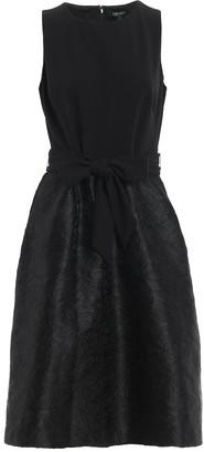 Lauren Ralph Lauren Bow Jacquard Dress