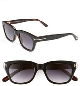Tom Ford Retro Inspired 50mm Sunglasses