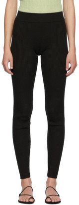 RUS Black Orage Leggings