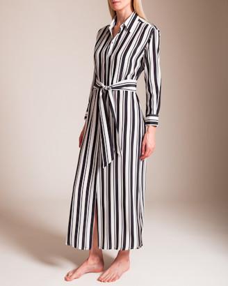 Woolrich Maxi Button Down Dress
