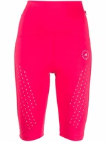 Thumbnail for your product : adidas by Stella McCartney TruePurpose high-waist bike shorts