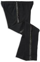 Ralph Lauren Girls' Tuxedo Leggings - Sizes S-XL
