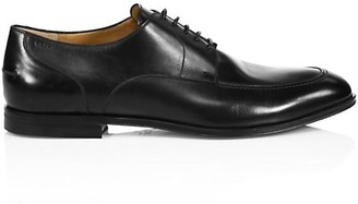 Bally Westminster Leather Derby Shoes