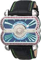 Brillier Women's 24-02 Analog Display Swiss Quartz Watch