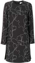Carven embroidered shift dress