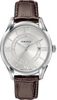 Versace Apollo Collection V10020015 Men's Stainless Steel Quartz Watch