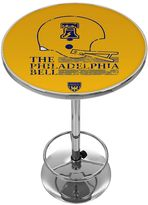 Philadelphia Bell Chrome Pub Table