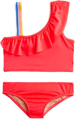 J.Crew Crewcuts By Girls' Ruffle Bikini Set