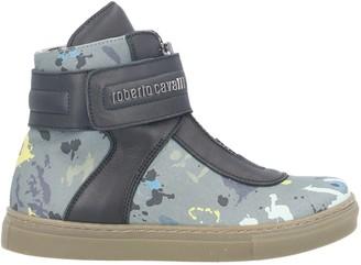 ROBERTO CAVALLI JUNIOR High-tops & sneakers