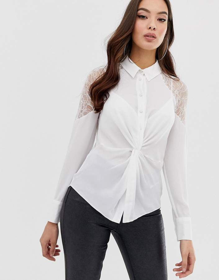 2308d4bd89aad7 Lipsy Blouses Women - ShopStyle UK