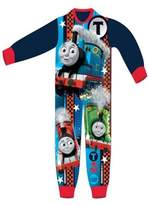 Thomas & Friends Thomas The Tank Engine Fleece Onesies