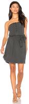 Bella Dahl Strapless Mini Dress