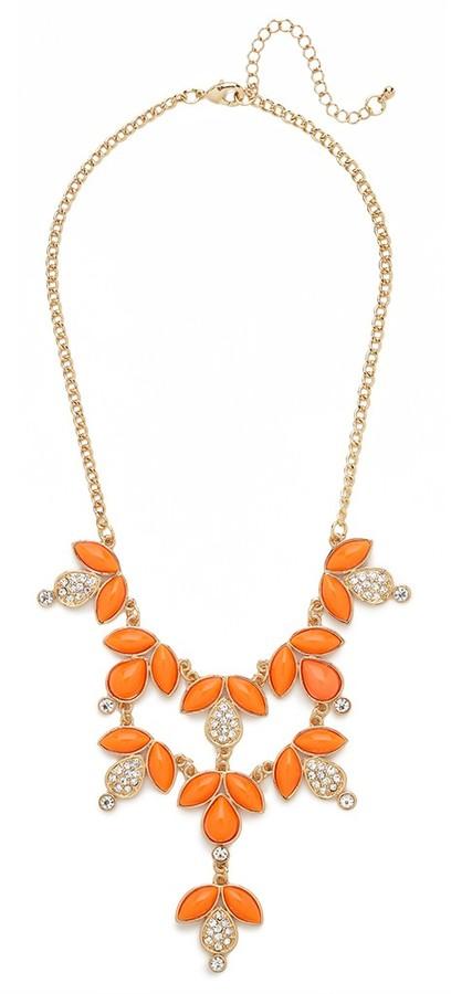 BaubleBar Orange Blossom Bib