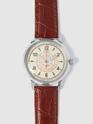 Timex Beekman 40mm 3-H SS Watch