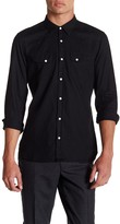 The Kooples Long Sleeve Button Up Shirt