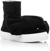 Joshua Sanders High Top Bow Sneakers