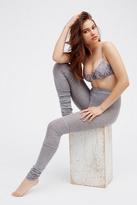 Intimately Womens STRIPE SOFT LEGGING