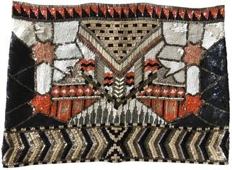 AllSaints Black Glitter Skirt for Women