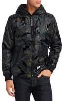 G Star Strett Padded Camouflage Jacket