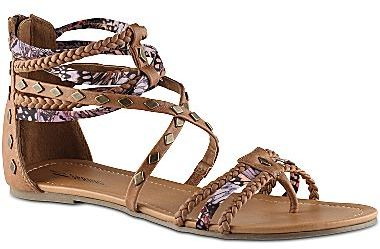 Call it SPRING Call It SpringTM Galeana Beaded Gladiator Sandals