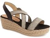 Patricia Green 'Erica' Platform Wedge Sandal (Women)