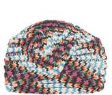Missoni Waved ribbed-knit turban