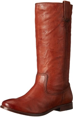 Frye Women's Anna Mid Pull On-ASV Slouch Boot