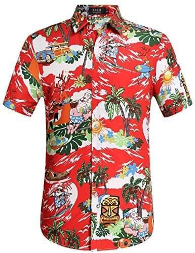 734d479f Santa Hawaiian Shirts - ShopStyle Canada