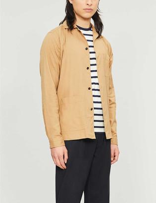 Eton Regular-fit cotton-twill shirt