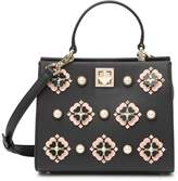 Kate Spade Kelli Leather Embellished Satchel