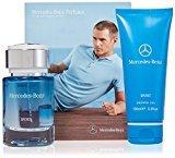 Mercedes Benz Benz Sport for Men 2 Piece Gift Set with Spray & Shower Gel