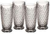 Villeroy & Boch Boston Highball Glass, Green, Set of 4