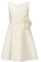Bonnie Jean Big Girls 7-16 Sequin Lace Fit-And-Flare Dress