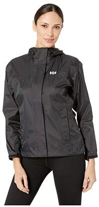 Helly Hansen Loke Jacket (Black) Women's Jacket