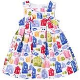 Mayoral House Print Dress