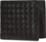 Bottega Veneta Intrecciato Leather Coin Wallet